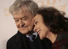 Dixie Carter and Hal Holbrook.  I always think of them as they were on Designing Women.  They are the epitome of love to me.