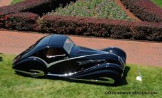 1936 Delahaye 135 M Competition Court Coupe