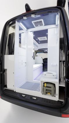 Mercedes has announced plans to introduce the Sprinter Caravan concept at the Caravan Salon in Düsseldorf, Germany.