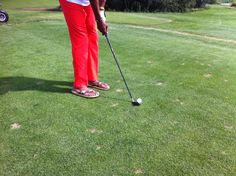 Fanbase soul singer Jessie Lee Davis is never without his G-FLOP! Just #Golf and #Golffashion