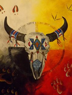 Native American Art  Medicine Wheel Painting by MedicineWheelArt, $500.00