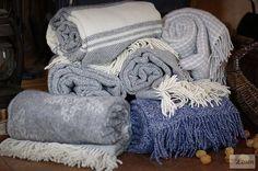 Soft Lightweight Fluffy Stars Merino Wool Throw by EpicLinen cff375151