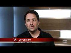 Guy Delisle: Jerusalem - The Agenda with Steve Paikin