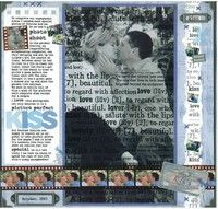A Project by Candice Greenway from our Scrapbooking Gallery originally submitted 03/28/06 at 08:06 AM