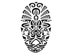 Mandala svg Wall decal Mask svg Tribal mask svg Art mask svg Indian mask svg T-shirt design svg Vinyl cutting Cuttable svg jpeg eps dxf svg - The Effective Pictures We Offer You About salute military A quality picture can tell you many thin - Polynesian Art, Polynesian Tattoo Designs, Maori Designs, Black Tattoos, Tribal Tattoos, Tatoos, Tattoos Pics, Zentangle Elephant, Dragon Tattoo Meaning