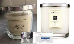 Shoppers are flogging Aldi's £3.99 Jo Malone-style candles on eBay