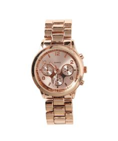 bootlegger.com : kismet rose gold watch. The perfect gift!