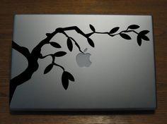 Macbook Decals $15 so simple its beautiful