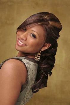 half half black hair styles 1000 images about hair styles for that special day on 2777