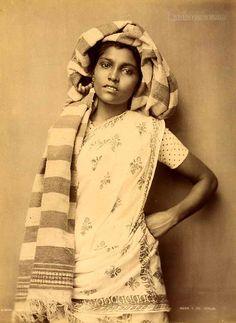 Native woman 1880-1890