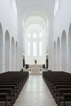 John Pawson - St Moritz Church