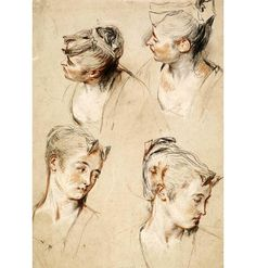eugene delacroix drawings - Google Search