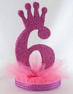 Barbie Birthday Party, Ballerina Birthday, Barbie Party, 6th Birthday Parties, Princess Birthday, Baby Birthday, Princess Party, Sofia Party, Cinderella Party