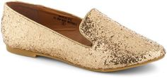 ShopStyle: Gold Rush Hour Flats