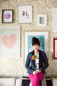 Oh Joy Portrait / Bonnie Tsang