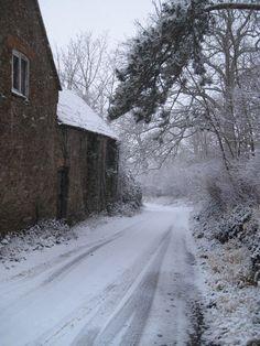 Derelict Farm on Back Lane