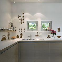 beautiful kitchen walls