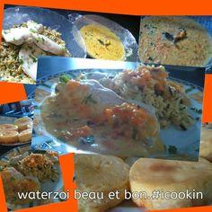 J adore !Un plat avec riz sauce legumes et viande grace a #icookin  #Guydemarle.fr