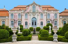 10 Best Portugal Experiences according to Independent Traveler | Go Palace Hopping in Sintra | Photo: Queluz National Palace (Courtesy of Rob van Esch/Shutterstock.com)