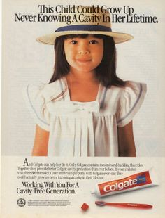 1986 Colgate Toothpaste Magazine Ads, Magazine Design, Vintage Advertisements, Vintage Ads, Colgate Toothpaste, Brown Hair With Highlights, Free Girl, Old Magazines, Light Brown Hair