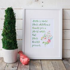 Download your own copy of these beautiful watercolour peony free mother's day printables - available in three different designs and different colours.