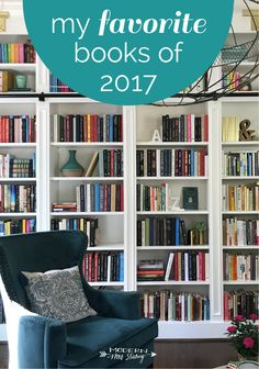 My top books of 2017