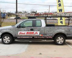 Advertising Car Wraps Dallas  Zilla Wraps