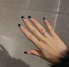 Edgy Nails, Grunge Nails, Stylish Nails, Trendy Nails, Swag Nails, Bling Nails, Acrylic Nails Coffin Short, Simple Acrylic Nails, Best Acrylic Nails