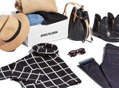 This fashion-forward subscription box is a lazy girl's dream.