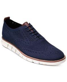 13ab2fd97117 COLE HAAN Cole Haan Men s Zerogrand StitchLite Oxfords.  colehaan  shoes   Cole  Haan