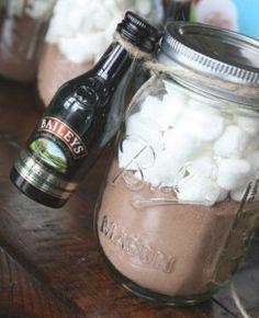 Its a hot chocolate and baileys night tonight♥️