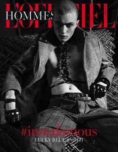 L'Officiel Hommes Singapore October 2015 Cover (L'Officiel Hommes Singapore)