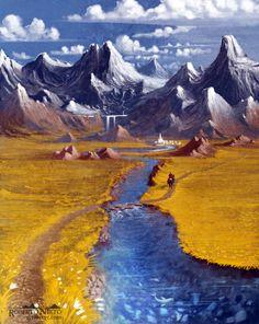 Big river by *Syntetyc on deviantART
