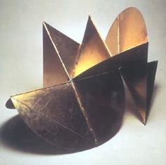 Lygia Clark, Machine Animal (Bicho), 1962  Compare to Max Bill  •Hinged sculptures designed to be handled and folded  •Vision and tactility are challenged