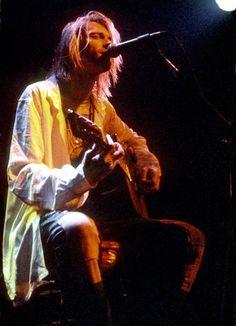 Kurt Cobain..ohmihgud. o.o