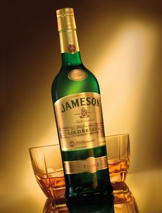 Jameson Gold Reserve.    Jim Murray's review for Whisky Magazine:      Nose: Layered elements of soft honey and subtle oak criss-crossing the crisp pot-still.  Palate: Truly magnificent honey-barley notes.  Finish: Silky and subtle, an essay in bittersweet balance with the final, drier, bitter notes reminding you of some decent age.  Comment: No two vattings are ever the same. However this is, astonishingly high quality every time. The most complex Irish of them all; a blender triumph.