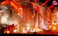 Hardwell is on fire! Via Tomorrowland Radio at http://tomorrowlandradio.com