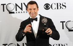 Hugh Jackman Takes Us Behind The Scenes In Preparation For Tonight's Tony Awards
