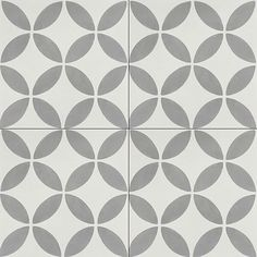"""""""Circulos Grey II is in stock and ships out immediately. #cementtileshop #cementtiles #cementtile #concretetile #hydraulictile #encausticcementtile #encaustictile #handmadetile #patternedtile #greyandwhite #greyandwhitetile #cubantile #mexicantile"""" Photo taken by @cementtileshop on Instagram, pinned via the InstaPin iOS App! http://www.instapinapp.com (08/19/2015)"""