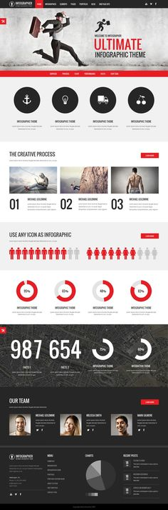 Multi-Purpose Infographic Theme