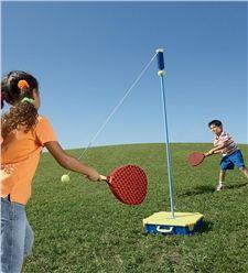 Super Swingball Outdoor Game - KV?
