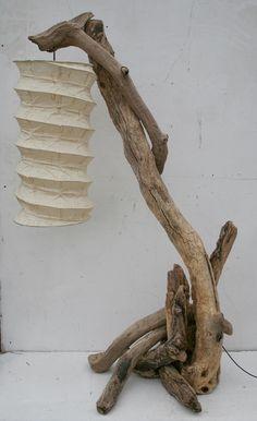 Driftwood Lamp