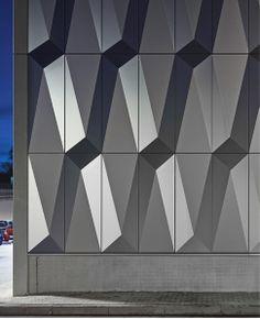 Baumarkt von Müller Reimann in Berlin / Mit Wintergarten und Drive-In - Architektur und Architekten - News / Meldungen / Nachrichten - BauNe...