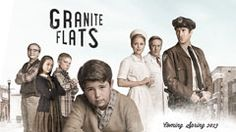 GRANITE FLATS - Series premieres April 7, 2013.  Partially filmed at Vincent Drug.  Click on the link to watch the trailer of Granite Flats.  BYU TV.