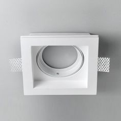 Invisibili 7 Inch Adjustable LED Recessed Lighting