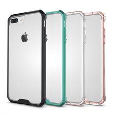 for Apple iphone 7 Plus for iphone 7 Acrylic Phone Case , Hybrid Armor Back Cover  #Yihailu