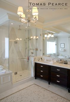 traditional master ensuite