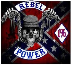 Rebel Flag Tattoos, Biker Clubs, Motorcycle Clubs, Arrow Stencil, American Flag Wallpaper, Rebel Flags, Outlaws Motorcycle Club, Harley Davidson Signs, Skull Art