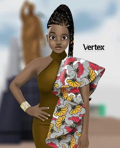 20 Beautiful Memes of Black women in ankara dresses – African fashion and life styles African Print Dresses, African Fashion Dresses, African Dress, Black Girl Art, Black Women Art, African Attire, African Wear, 4c Hair, Black Art Pictures