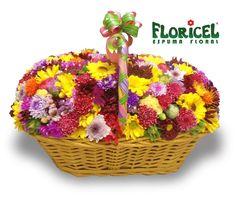 #YoSonrioCuando miles de personas reciben a diario un #disenofloral elaborado con #espumafloral FLORICEL